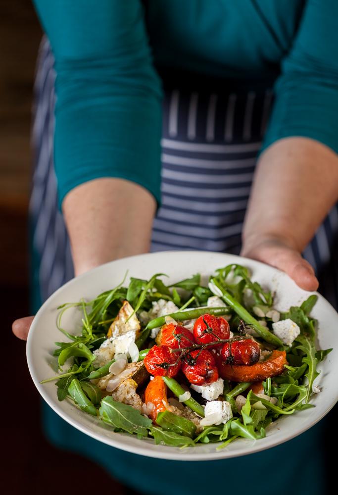 salad workshop la cucina del sole amsterdam