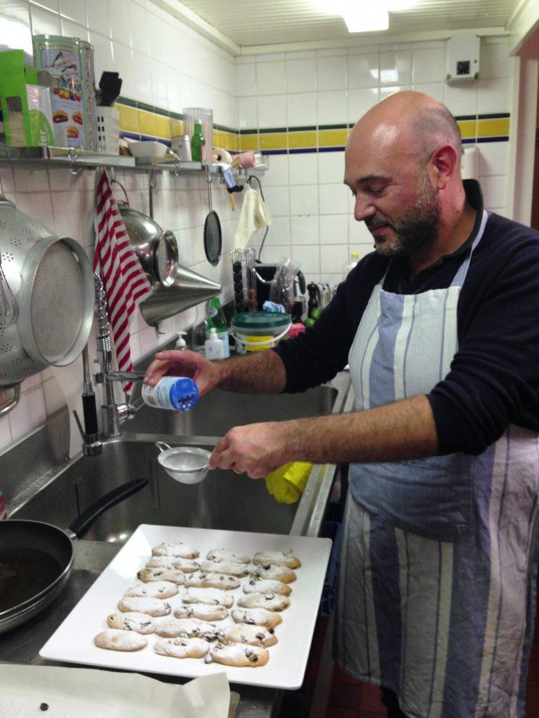 tuition on location la cucina del sole amsterdam