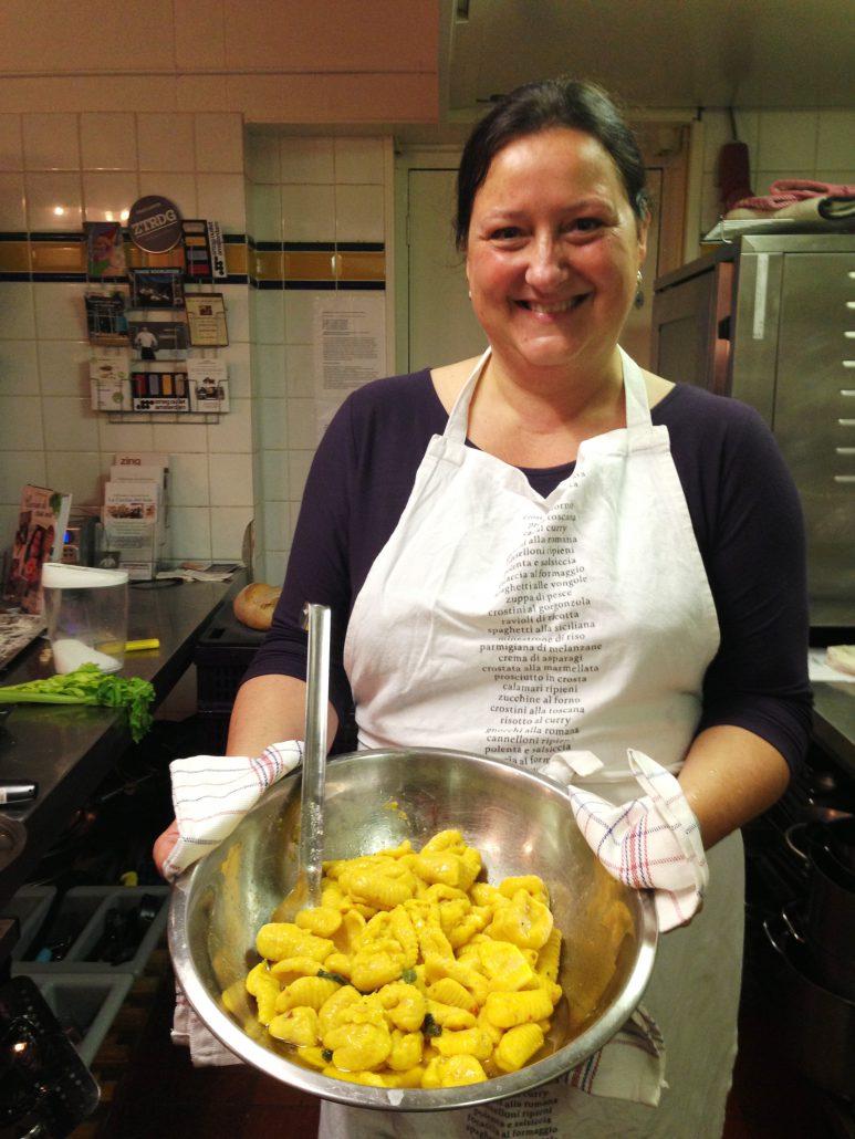 workshop Nicoletta kitchen la cucina del sole amsterdam