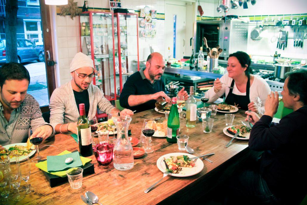 workshop la cucina del sole amsterdam