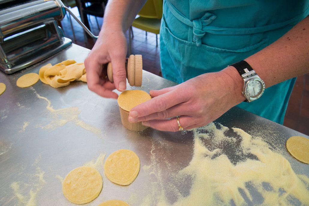 workshop ravioli pasta fresca Nicoletta la cucina del sole amsterdam