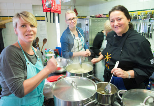 Cooking lessons Workshops La Cucina del Sole Amsterdam