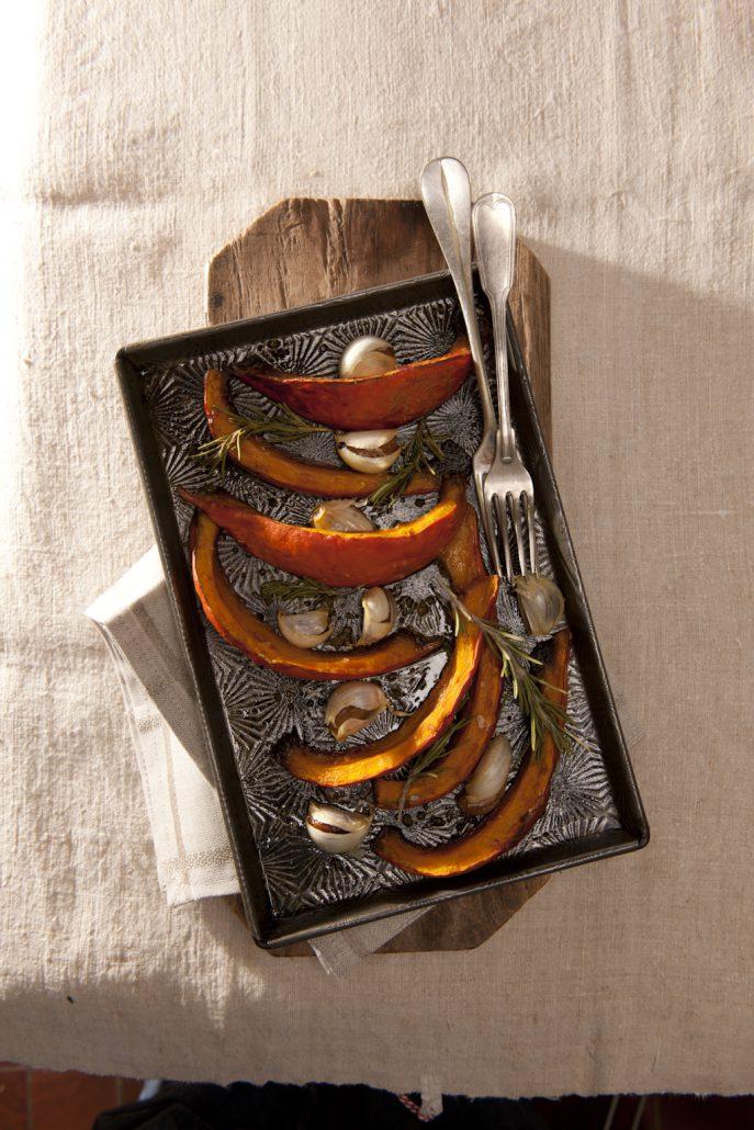 zucca al forno pompoen workshop la cucina del sole amsterdam