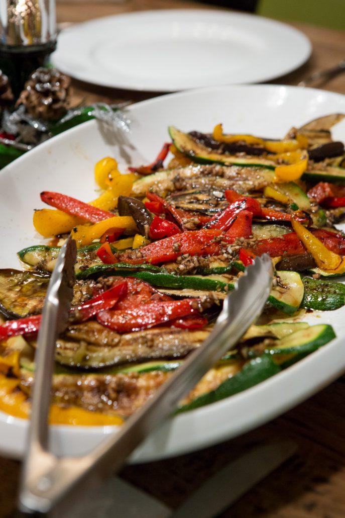 grilled veggies gegrilde groenten