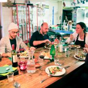 Lunch Workshop with Your Own Group La Cucina del Sole Amsterdam