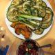 marinated sundried tomatoes gemarineerde zongedroogde tomaten