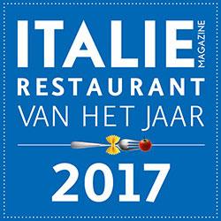 Italië Magazine Restaurant van het Jaar 2017