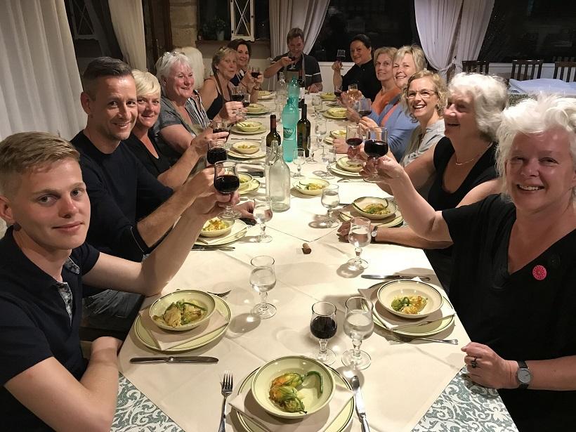 kookvakantie Puglia