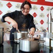 Nicoletta Tavella cooks at Bellavita 2018