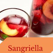 Sangriella cocktail