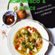 romanesco broccoli and plaice soup