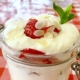 strawberry and limoncello tiramisù