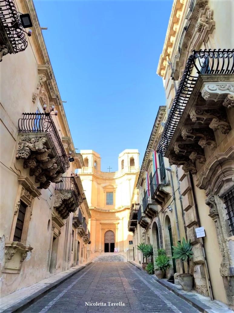 Noto Sicily