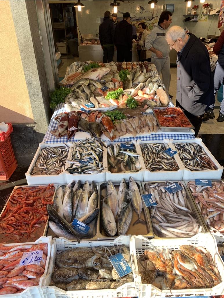 Fishmonger Giarre