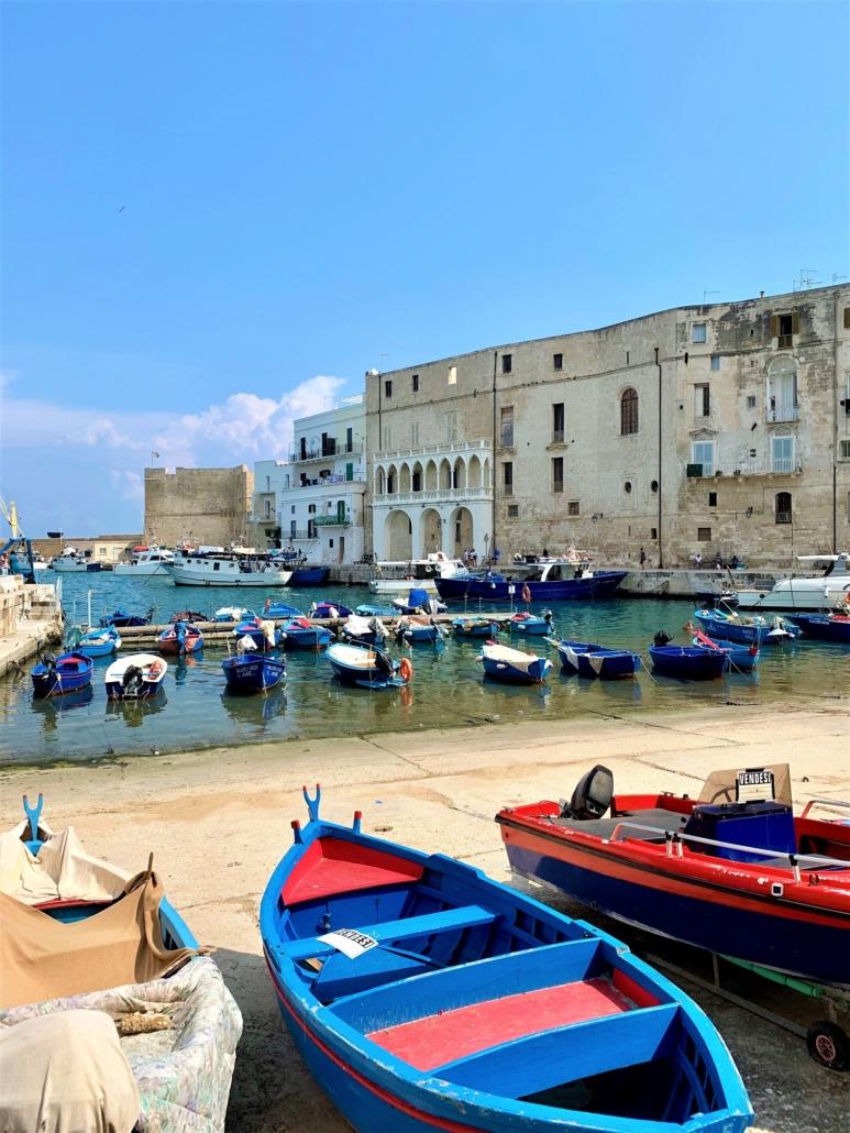Monopoli culinary holiday kookvakantie Puglia