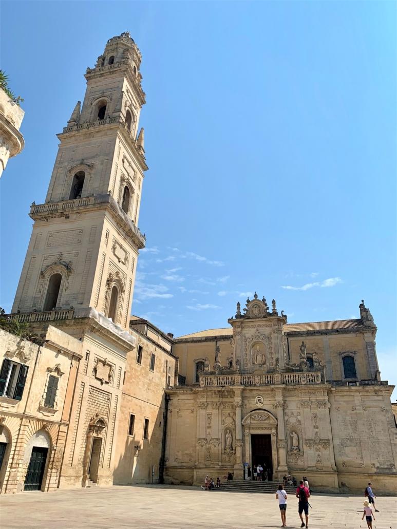 Lecce culinary holiday kookvakantie Puglia