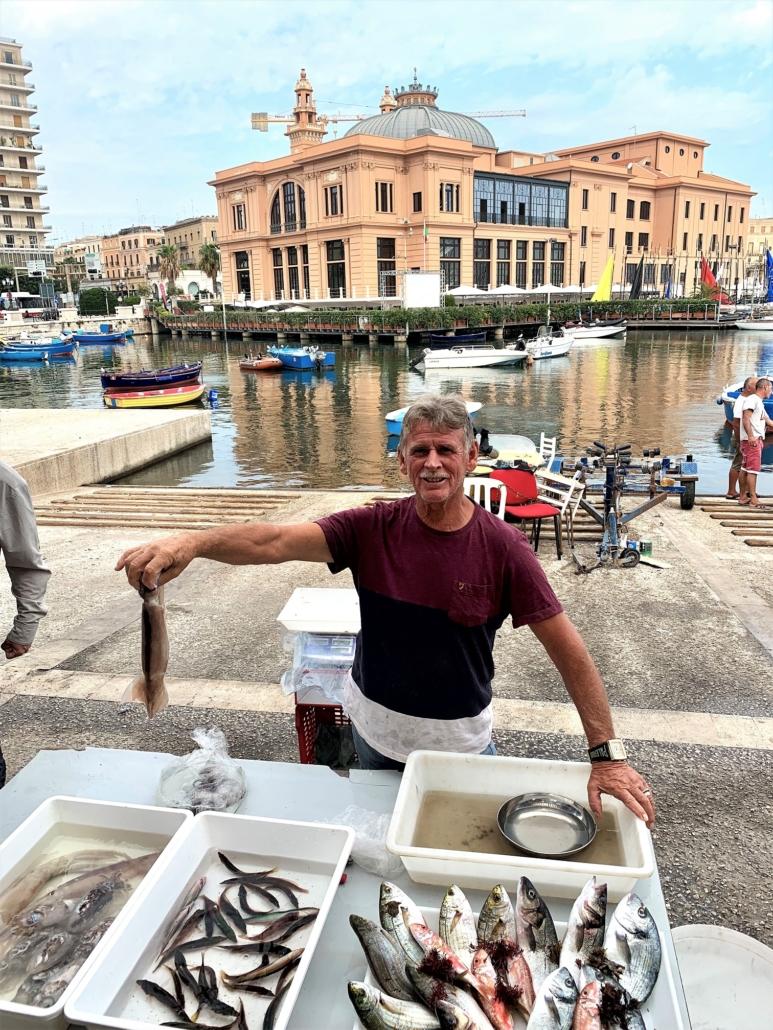 Bari culinary holiday kookvakantie Puglia