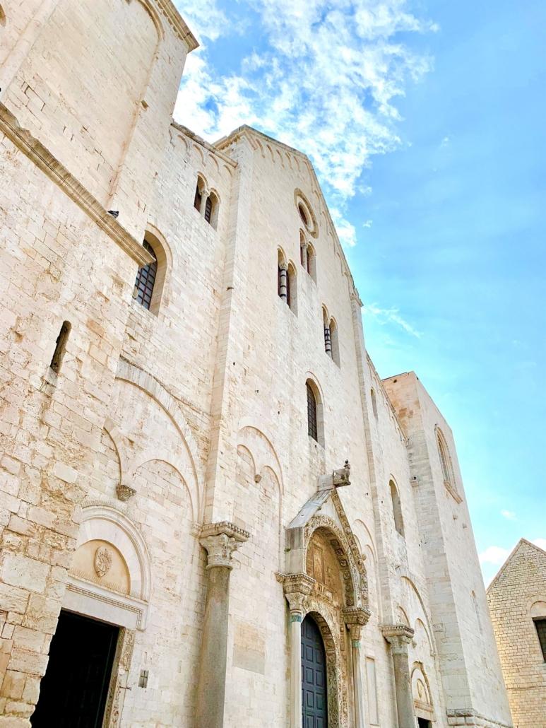 Bari cathedral cathedraal