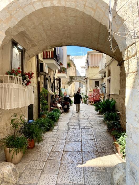 Bari vecchia cuilinary holiday kookvakantie Puglia