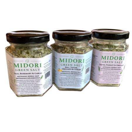 Midori Green Salt REFILL