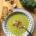 broccoli potato and shiitake soup
