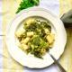 pasta with cime di rapa